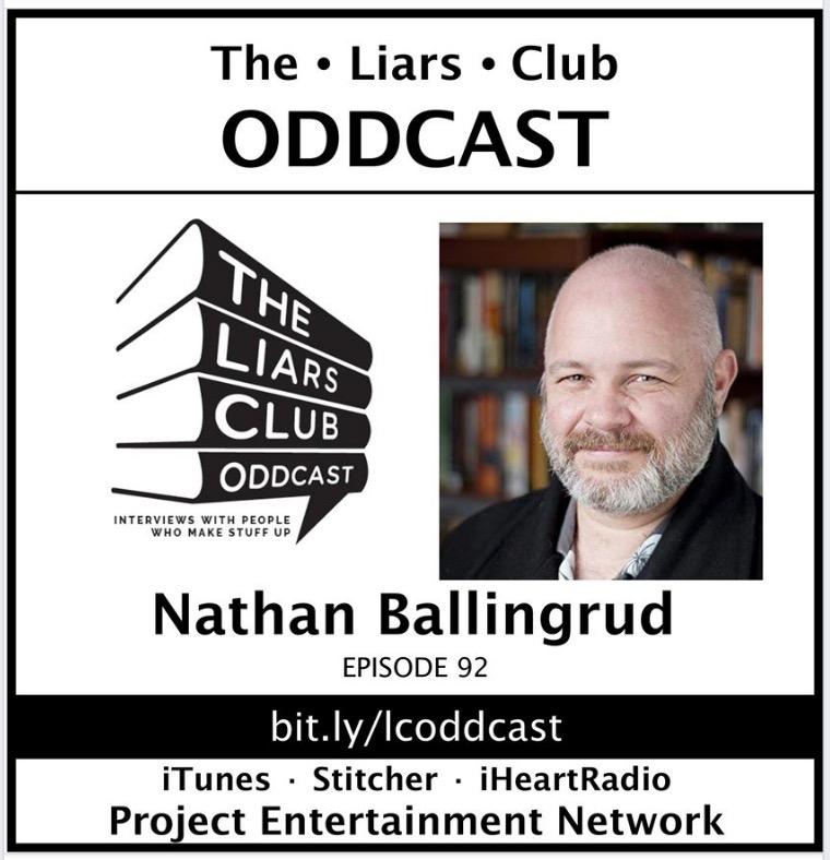 Nathan Ballingrud